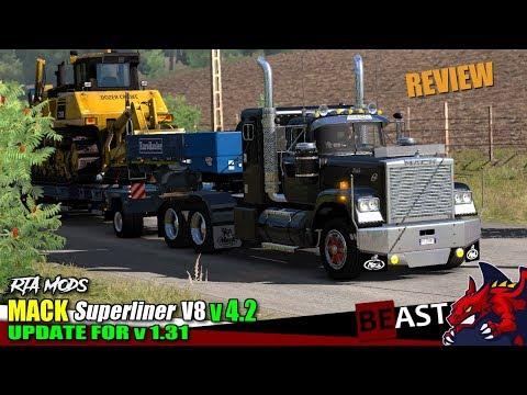 Mack Superliner for ATS v4.2 1.31.x