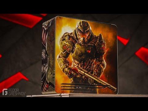 Аэрография на INVASION Revolt Doom Edition