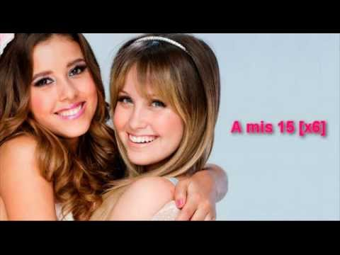 Miss XV) [LETRA] [AUDIO] [COMPLETA], un video sobre 15-mis-15