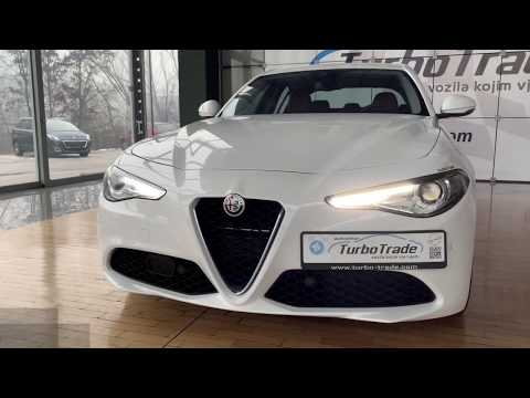 Alfa Giulia 2.2 D Business Aut