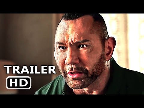 MY SPY Trailer (2019) Dave Bautista, Action, Comedy Movie