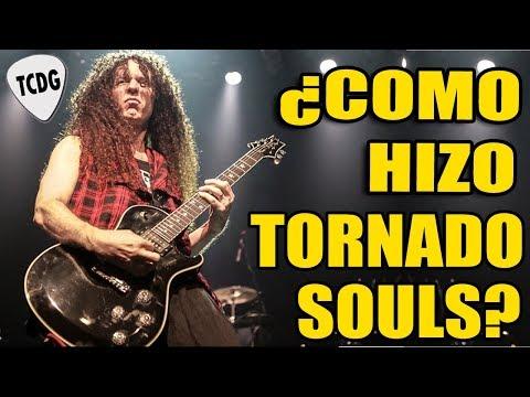 Marty Friedman revela como creó el épico solo de Tornado of Souls de Megadeth