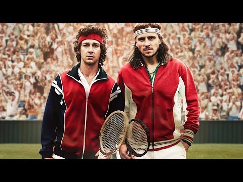 Borg vs McEnroe trailer - in cinemas 22 September