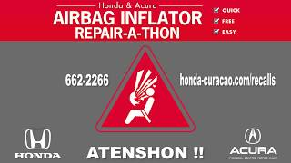 Autocity (Airbag inflator Repair-a-thon)