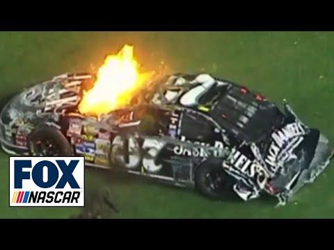 The wildest wrecks in Daytona 500 history | NASCAR RACE HUB