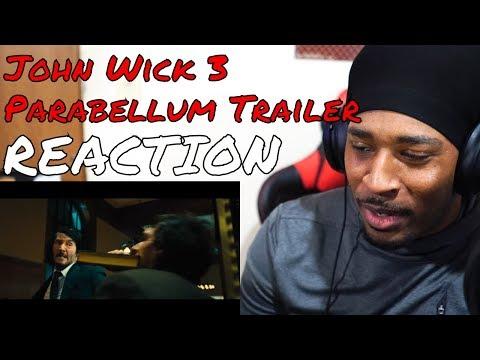 John Wick: Chapter 3 - Parabellum Official Trailer REACTION | DaVinci REACTS