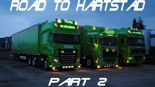 Harstad Norway  city images : Road to Harstad - Part 2 - Norway Trucking