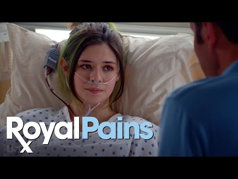 Royal Pains 7.04 (Clip)