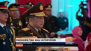 Video Jendral Tito Karnavian Diduga Terima Aliran Dana Suap, Presiden Jokowi Tidak Mau Intervensi MP3, 3GP, MP4, WEBM, AVI, FLV Juni 2019