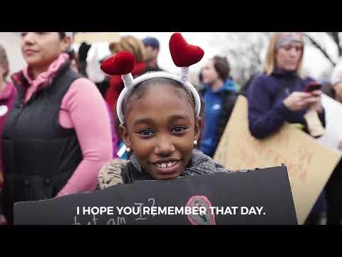 Video - Στους δρόμους οι Αμερικανίδες κατά του Τραμπ