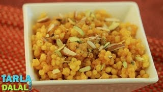 Sweet Boondi by Tarla Dalal