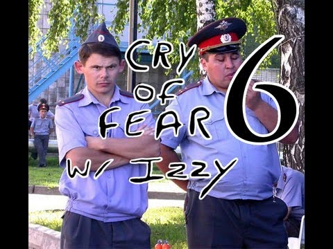 fear of tube trains - We're on the train to hell in this horrifying episode 6 of the scary LP of Cry of Fear featuring Mr. Fuckbutter a.k.a. Izzy!