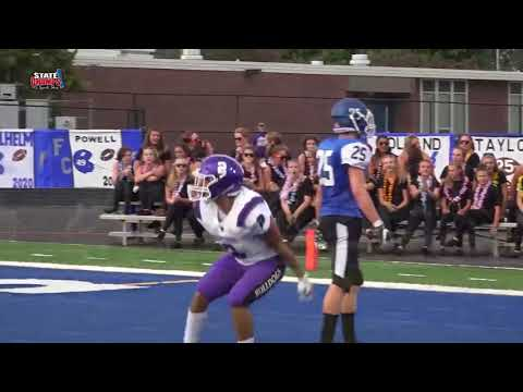 Brownsburg vs. Franklin Central | Football | STATE CHAMPS! Indiana