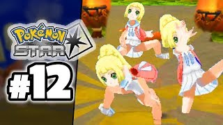 GUYS I'M SCARRED FOR LIFE... - Pokemon Star 3DS Rom Hack (Part 12) by Tyranitar Tube