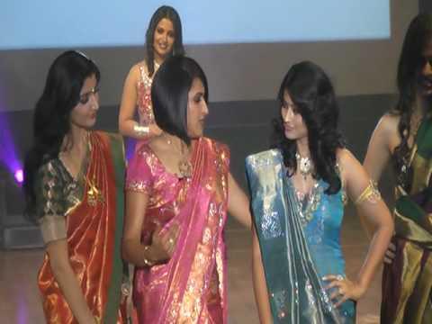 Dreams 2010 ~ Seematti show - Seematti Saree Fashion Show 2 Seematti