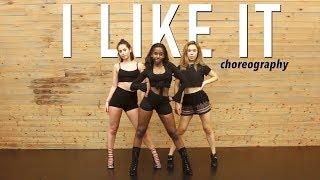 CARDI B FT J BALVIN, BAD BUNNY - I LIKE IT | @LeoniJoyce Choreography/Coreografia