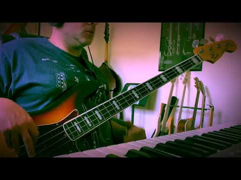 Rush-The Enemy Within Bass & Keys Cover