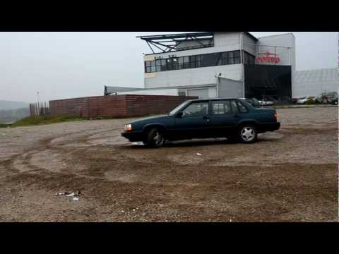 volvo 940 drift