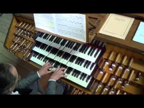Toccata et fugue en ré mineur BWV 565 de J.S. Bach par Alexis Droy