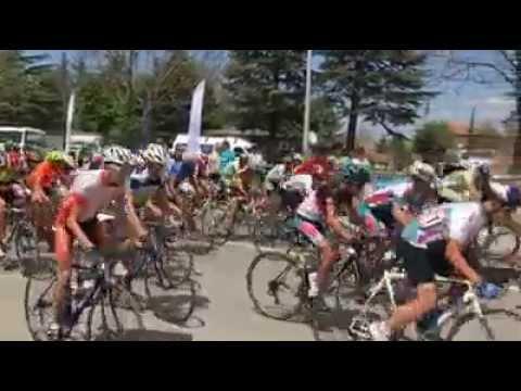 Türkiye Bisiklet Yarışları Kütahya'da Yapıldı