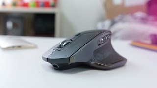 Logitech MX Master Review!