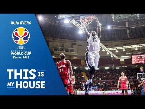 Panama v USA - Highlights - FIBA Basketball World Cup 2019 - Americas Qualifiers