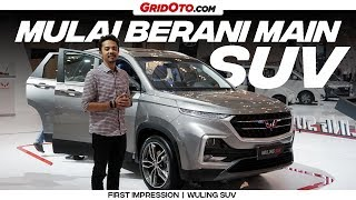 Download Video Wuling Mulai Berani Main SUV | First Impression | GridOto MP3 3GP MP4