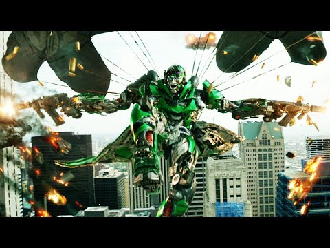Transformers 4: Age of Extinction Trailer Official - 2014 Movie Teaser [HD] thumbnail