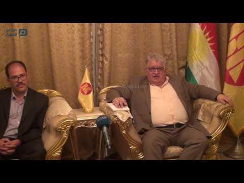 مصر العربية | قيادي كردي: الإعلام العربي تجاهل بطولات البيشمركة في دحر داعش