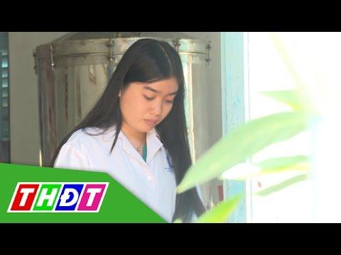 Chuyện Khởi nghiệp của 9X với những phế phẩm nông nghiệp | THDT