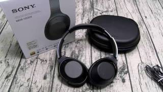 Video SONY MDR1000X Premium Noise Cancelling Wireless Headphones MP3, 3GP, MP4, WEBM, AVI, FLV Juli 2018