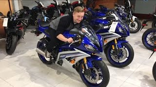 2. BUYING A BRAND NEW 2016 YAMAHA YZF-R6!!! ZERO MILES!!!
