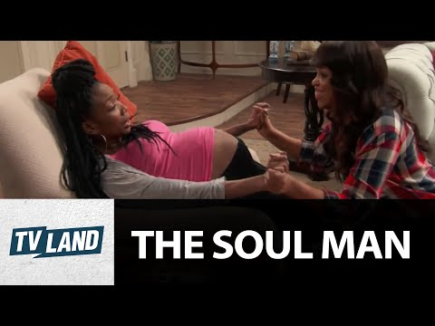 Brandy Norwood About to Twerk Out A Baby   The Soul Man   TV Land
