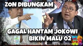 Video Ra(s)ain Lu! Fadli Zon Dib(u)n6kam, Gagal H4nt(a)m Jokowi, Malah Permalukan Kubu 02 MP3, 3GP, MP4, WEBM, AVI, FLV Mei 2019