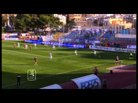 Trapani-Novara 2-1 Gli highlights