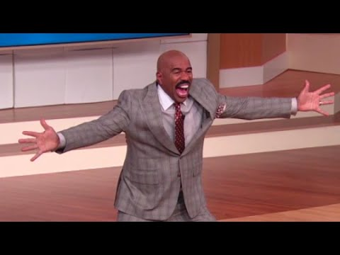 Ask Steve: He Came Out The Bathroom Naked! || STEVE HARVEY