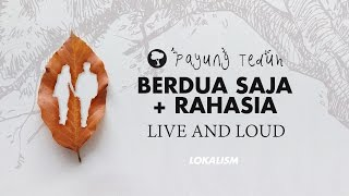 Video Payung Teduh - Berdua Saja & Rahasia (Medley) MP3, 3GP, MP4, WEBM, AVI, FLV September 2017