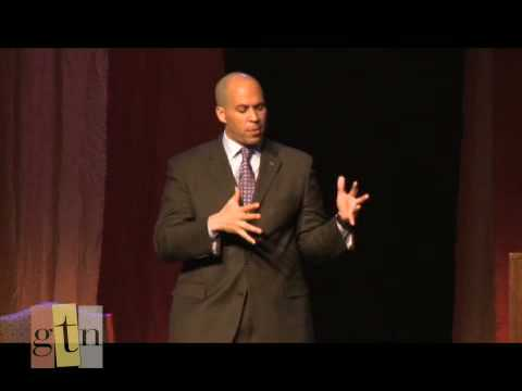 cory booker newark - Cory Booker describes how he found hope and opportunity in the city of Newark. If you're interested in booking Cory Booker to speak at your next event, pleas...