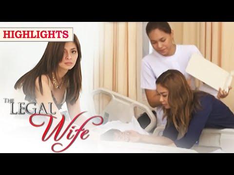 Monica, niligtas ang anak ni Nicole | The Legal Wife