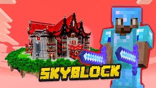 MAKING GOD ARMOUR! - Minecraft SKYBLOCK #13 (Season 3)