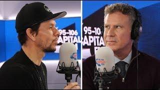 Download Lagu Lie Detector Test: Will Ferrell & Mark Wahlberg Mp3