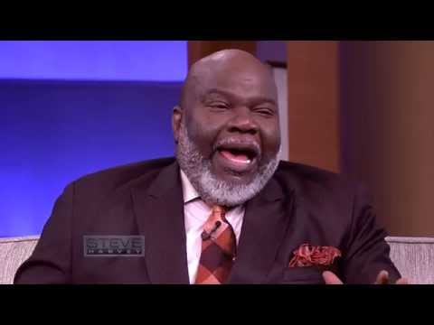 Bishop TD Jakes: Own your own happiness II STEVE HARVEY