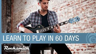 Rocksmith 2014 Edition is the fastest way to learn guitar. Join over 1.5 million people who have learned to play guitar with the ...