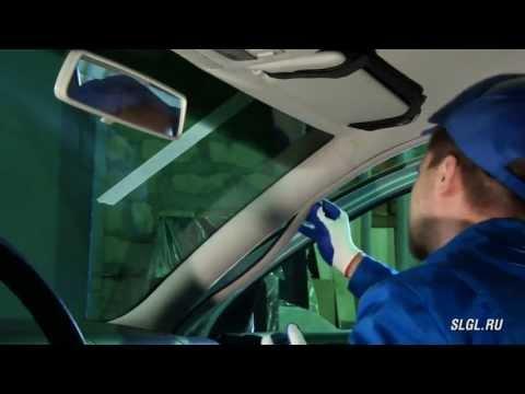 Замена лобовых стёкол
