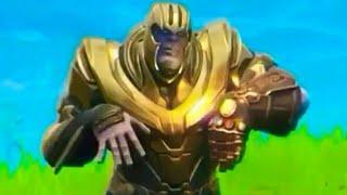 Thanos Does Default Dance (Earrape)