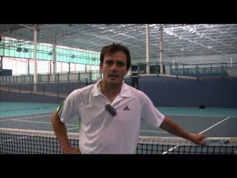 Semifinal navarro sub35 , Entrevista Eduardo Sanzol