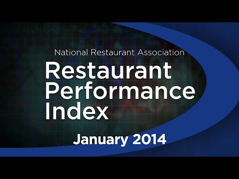 Restaurant Industry Update January 2014