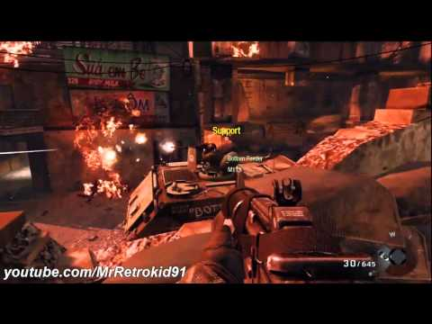 preview-Call of Duty: Black Ops Walkthrough Part 9 - Mission 6 (The Defector 1/2) [HD] (MrRetroKid91)