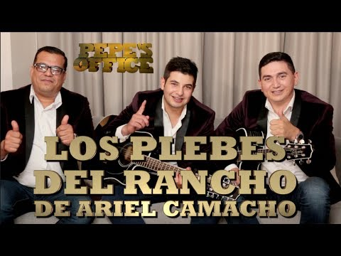 LOS PLEBES DEL RANCHO EN EXCLUSIVA - Pepe's Office - Thumbnail