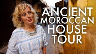 Video OUR MOROCCAN HOUSE TOUR : Traveling Family of 11 MP3, 3GP, MP4, WEBM, AVI, FLV Juni 2018